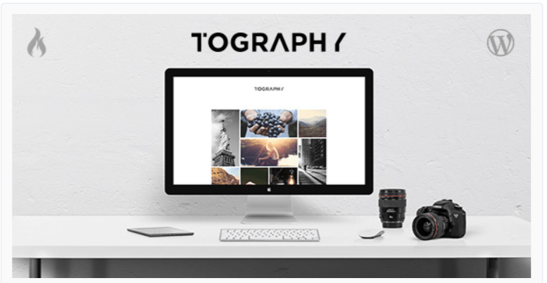 Tography- Photography WordPress Themes