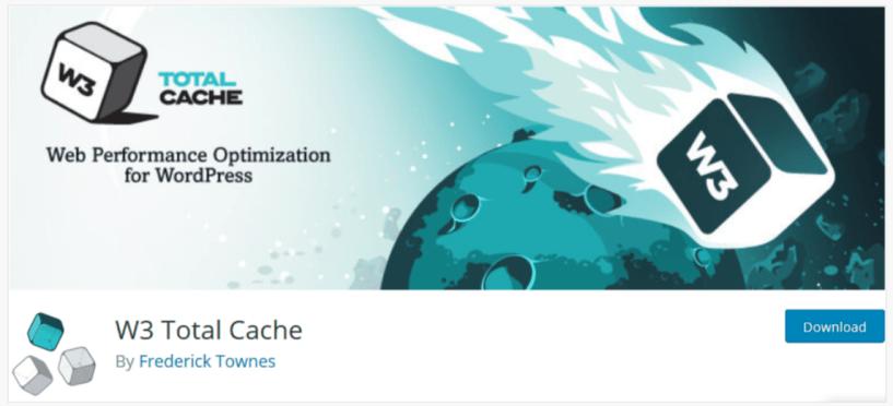 W3 Total Cache- WordPress SEO Plugins