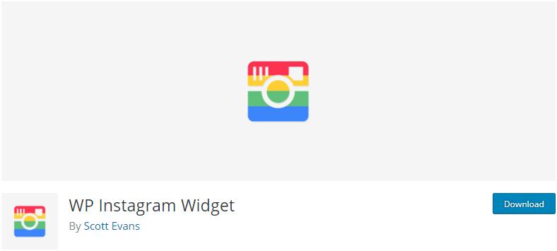 WP Instagram Widget — WordPress Instagram Plugins