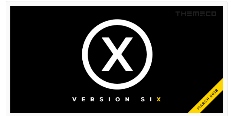 X- WordPress Business Theme
