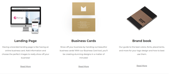 Tailor brands review with coupon code september 2018 get upto 30 off branding tools 1 tailor brands review coupon code business cards reheart Gallery