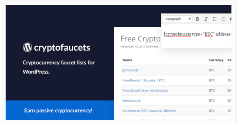 Latest} Top 20 Best Cryptocurrency WordPress Plugins in 2019