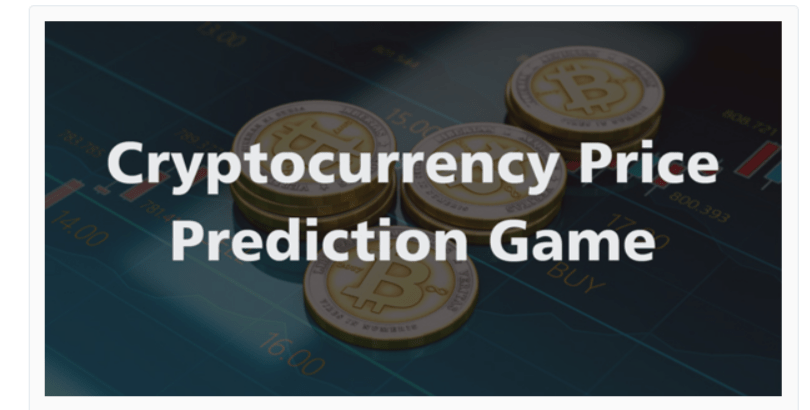 Cryptocurrency Price Prediction Game for WordPress