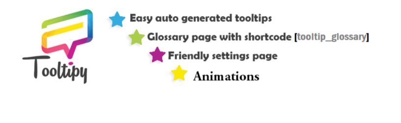 Tooltipy tooltips for WP — Typography WordPress Plugins