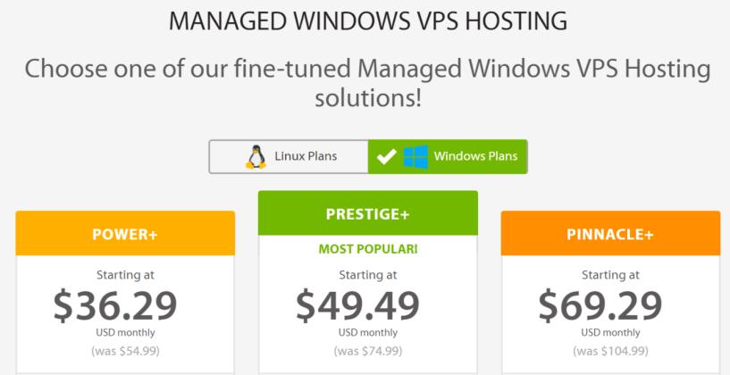 Windows VPS Hosting- A2 Hosting Review