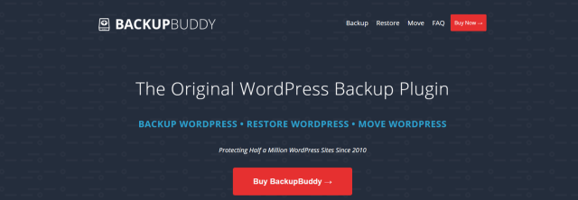 WordPress Backup Plugin- BackupBuddy Review