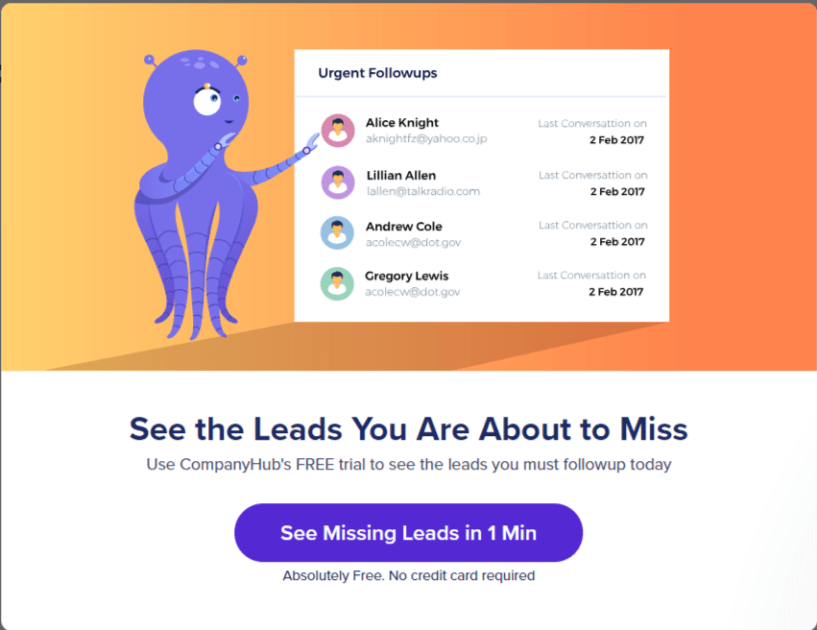 Companyhub Review- Generate Leads.
