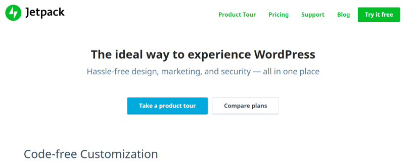 Jetpack Coupon Codes — All-In-WordPress Plugin For Security and More