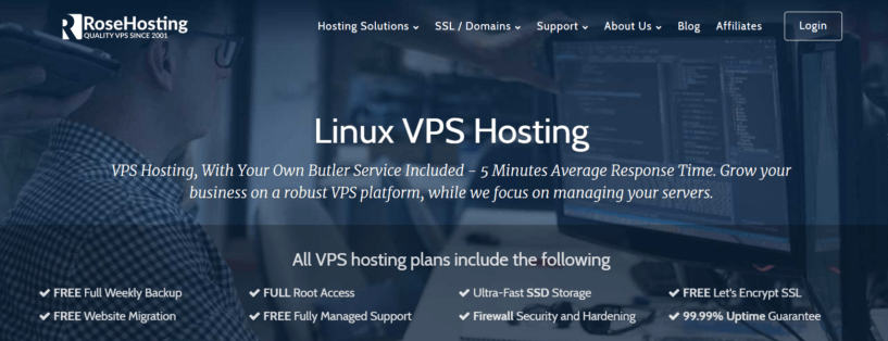 RoseHosting Review With Coupon Codes- VPS Hosting Plans RoseHosting Review With Coupon Codes- VPS Hosting Plans