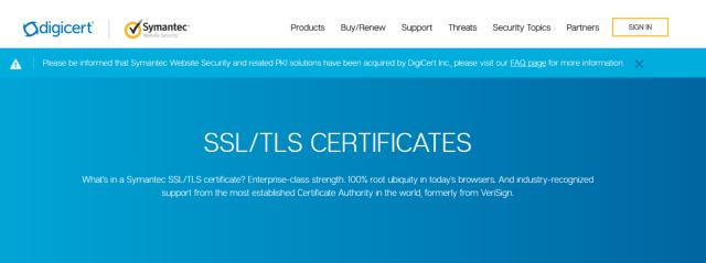 Symantec- Trust Badges To Increase Sales Conversion
