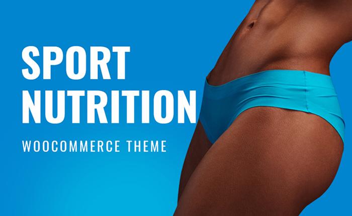 Certionix - Sport Nutrition WooCommerce Theme