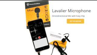 PowerDE Wise Microphone vlogging equipment- Bloggersideas