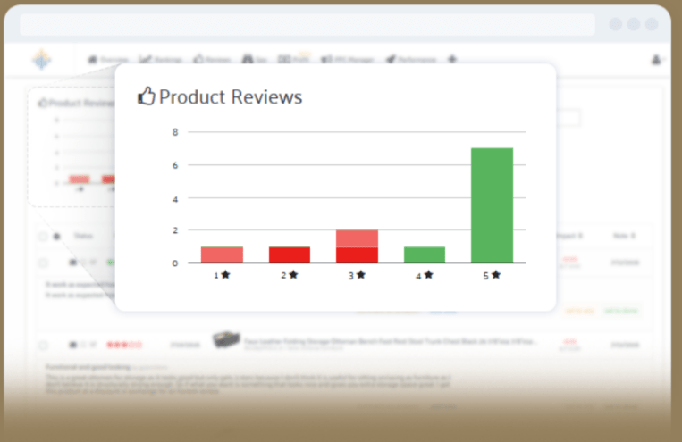SellerSpirit- Negative Review Tracker
