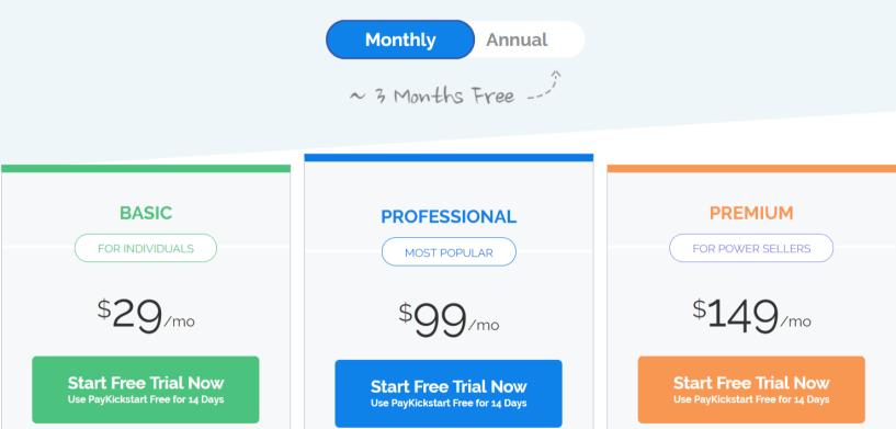 PayKickstart Coupon Codes- Pricing