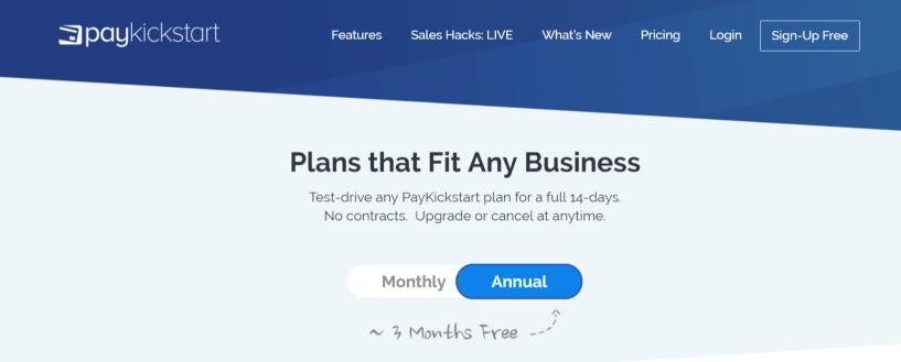 PayKickstart Coupon Codes- The Best Cart Platform