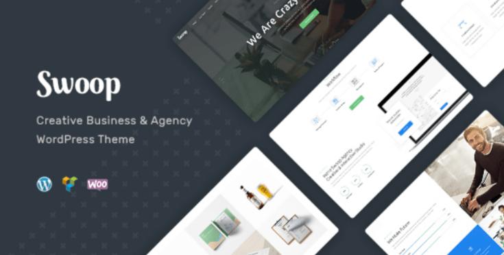 Swoop- Best Job WordPress Themes