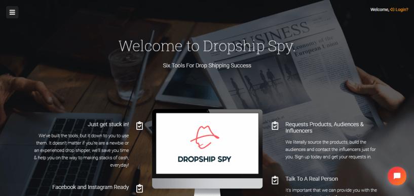 Detailed comparison- Dropship SPy and Ecom Hunt