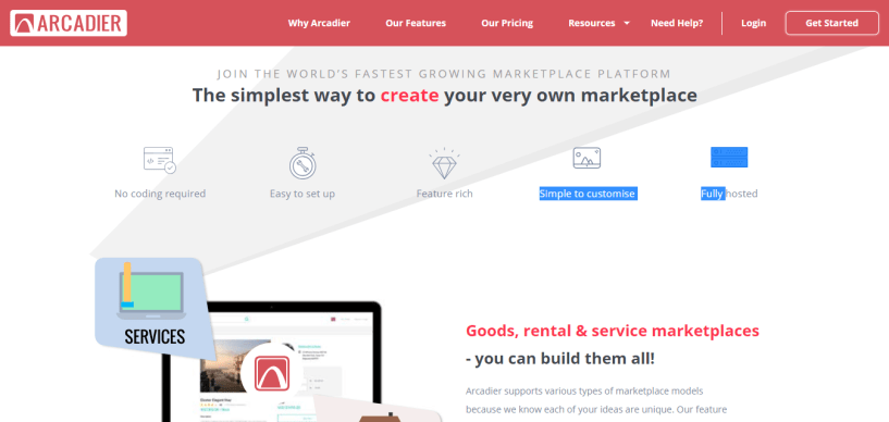 Ecommerce marketplace for free