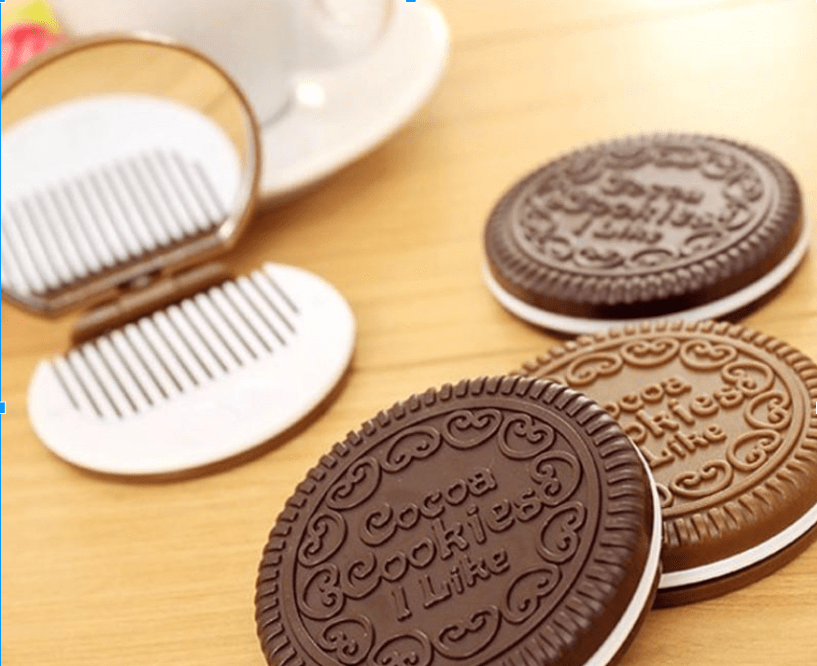 Hair Combs Which Look Like Cookies- Best Dropshipping Products To Sell