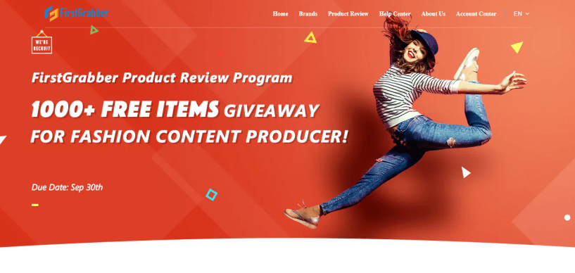 Product reviews for Affiliate-firsgrabber