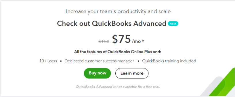 QuickBooks Payments Review- Advanced Options