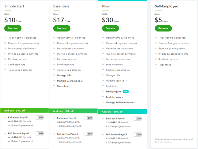 QuickBooks Payments Review- Online Pricing