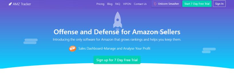 AMZTracker- Amazon Seller Tools