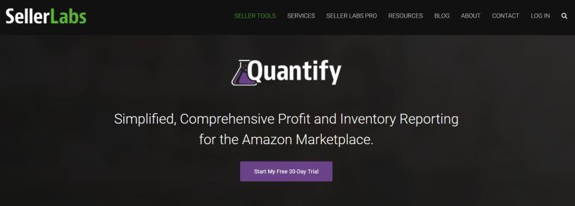 Quantify Review- Amazon Seller Tool | Best Helium 10 Alternatives