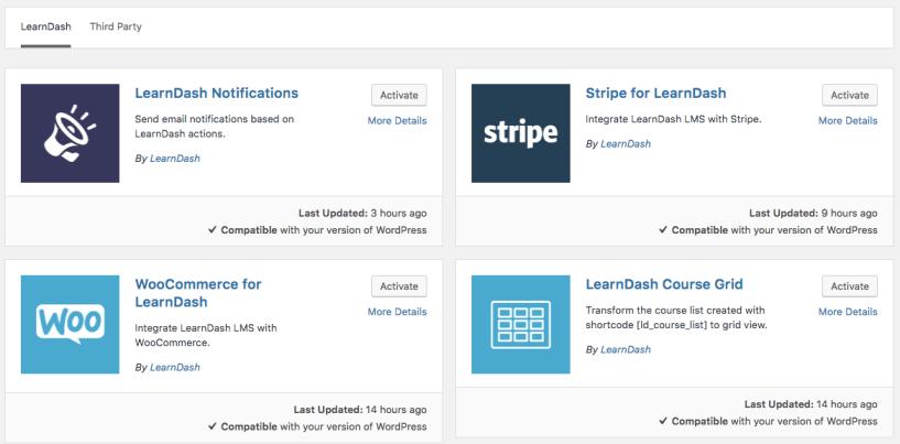 Learndash Review Plugins
