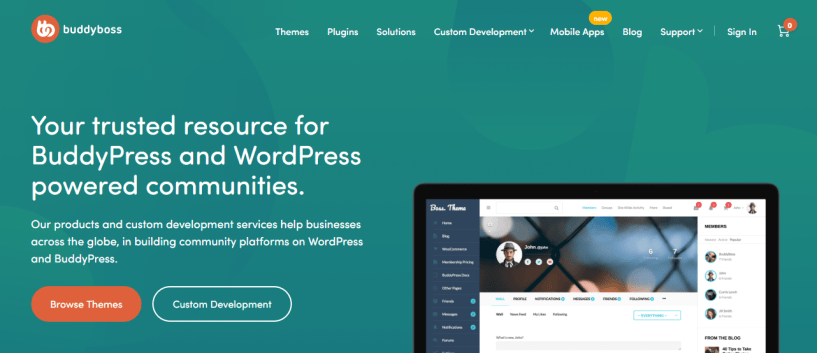 BuddyBoss Review With Discount Coupon Codes- Themes & Plugins
