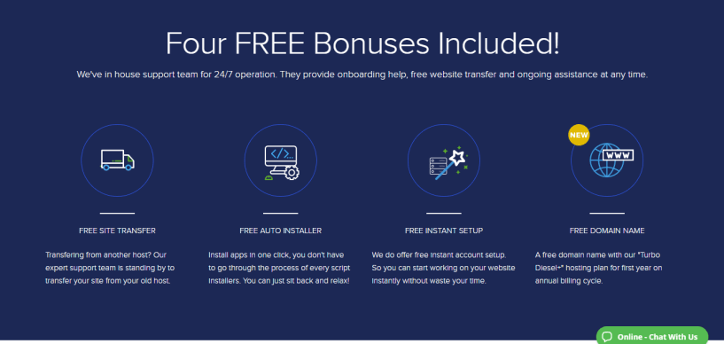ExonHost Review - Free Bonuses Included
