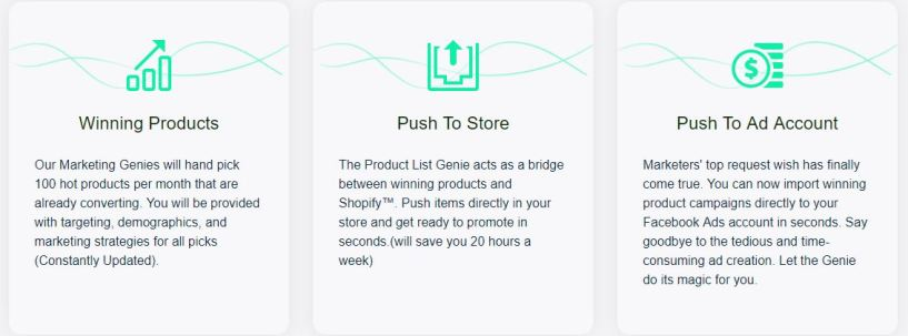 Product-list-genie-feature