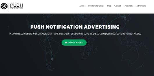 Push Monetization Review- Push Notification Advertising Network