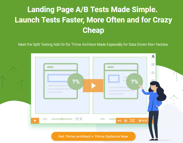 Thrive Optimize Review- The Best A B Testing Plugin for WordPress