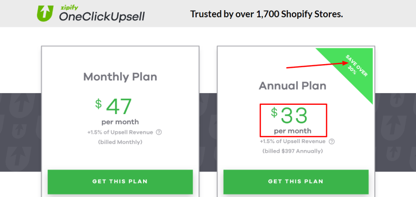 review for Zipify with coupon codes