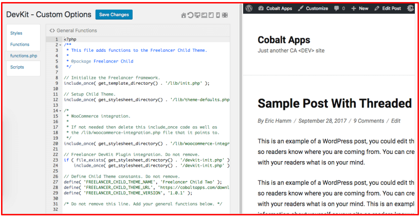 Cobalt Apps Review- Custom Coding