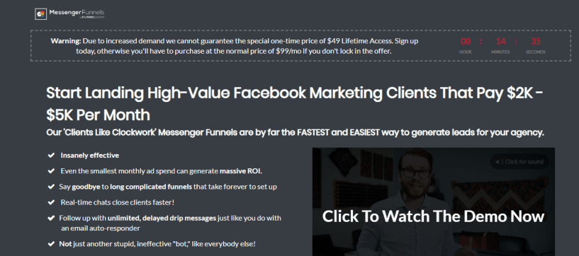 FunnelDash- Best Facebook Ads Automation Tools
