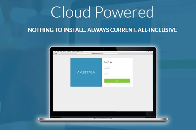 Kartra-Discount -Coupon -Codes-home-page-cloud