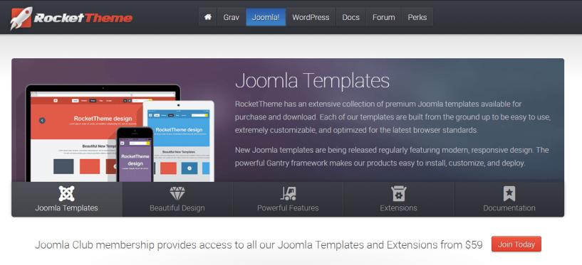 RocketTheme Review With Discount Coupon- Joomla Templates
