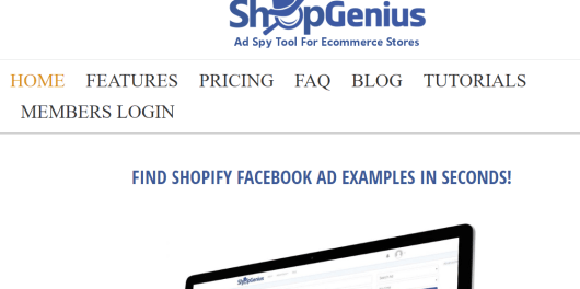 Shopgenius review