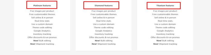 Best Ecommerce Platform -Big Cartel review features