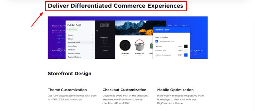 Best Ecommerce Platform -BigCommerce review deliver