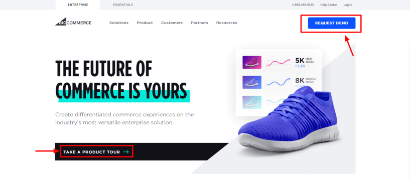 Best Ecommerce Platform -BigCommerce review take a tour