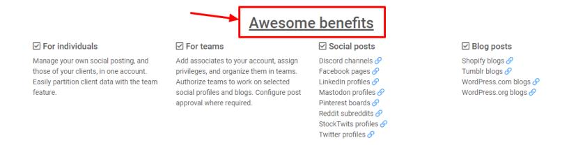 Socialoomph Review -benifits