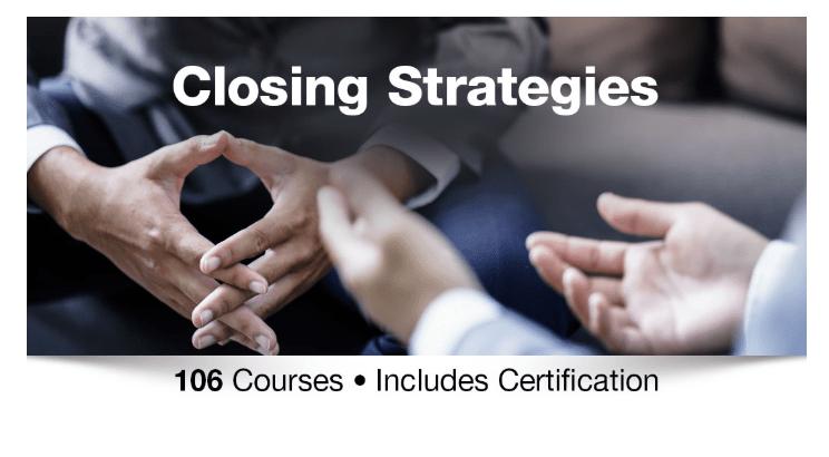 Grant Cardone Courses Review- Closing Strategies