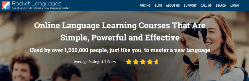 Rocket Languages Courses Coupon Codes- Speak And Understand A New Language Faster