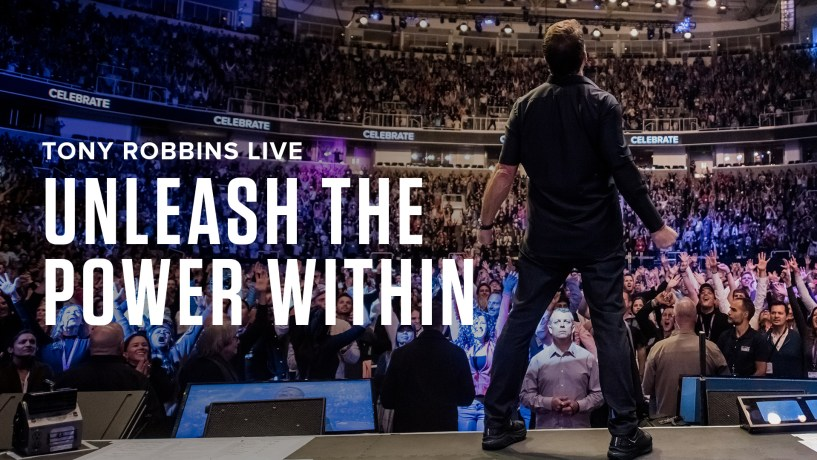 Unleash the power tony robbins