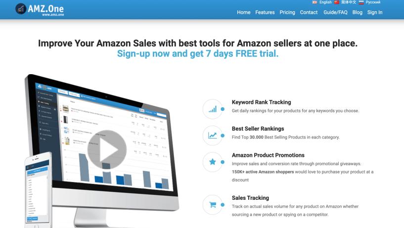 AMZ.One- Amazon Seller tool