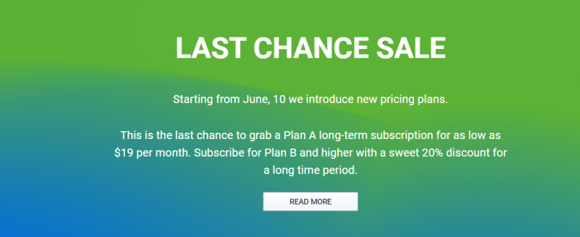Pricing — Serpstat Last Chance Sale