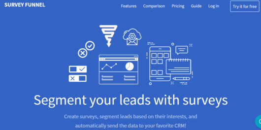 SurveyFunnel - online survery tool